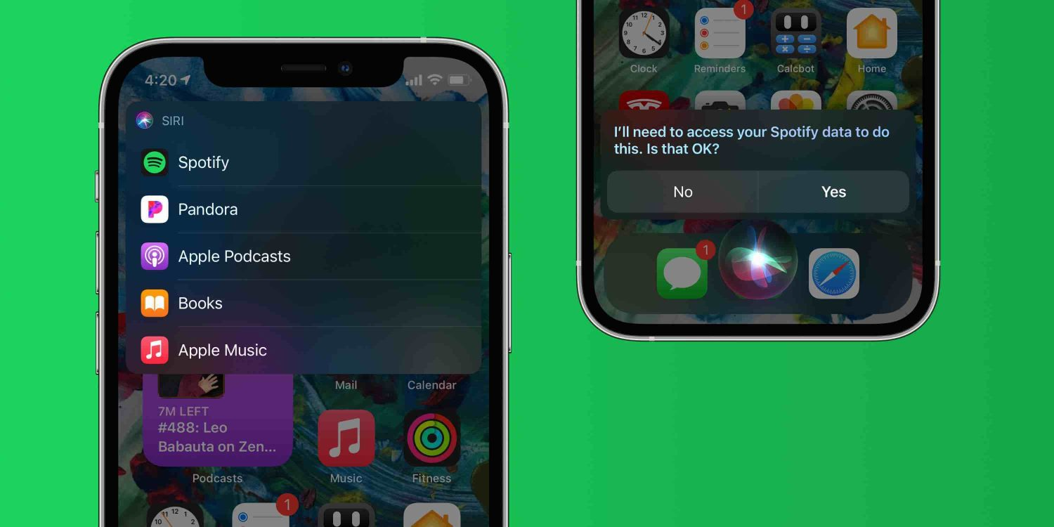 Apple doesn't want you to call nebulous Siri audio feature in iOS 14.5 'default music app' support