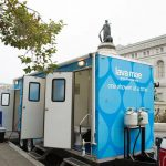 New Mobile Shower Gives Homeless community access to hygiene and resources