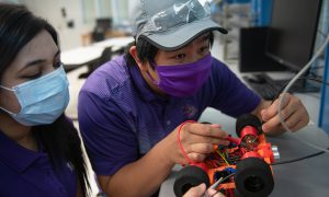 Graduate program in College of Engineering and Technology adjusts name